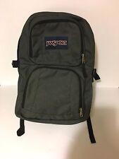 Jansport The Merit Backpack Pre owned Gray/Grey Adjustable straps laptop sleeve