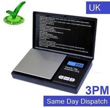 Pocket Mini Electronic Digital Jewelry Weighing Scale 0.1g Weight 500 Gram UK