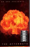 Dr Dre Presents The Aftermath 1996 Cassette Tape Album Hiphop Rap