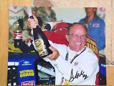 Jack Roush Signed 8x10 Photo COA NASCAR Autograph