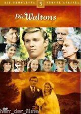 DIE WALTONS, Staffel 5 (Season 5) 7 DVDs NEU+OVP Slim-Pack