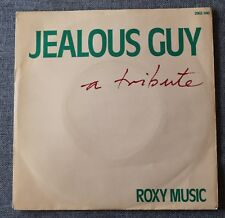 Roxy Music, jealous guy / to turn you on, SP - 45 tours France