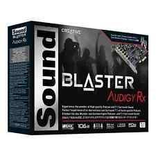 Creative Sound Blaster Audigy RX 7.1 pci-e carte son