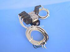 SMC Valve block for 3 valves EVFS1120