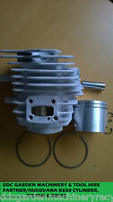 partner husqvana k650 disc cutter replacement piston & cylinder top quality