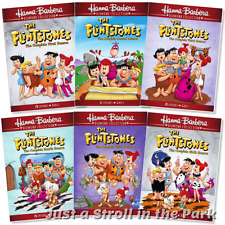 The Flintstones: Complete Animated Series Seasons 1 2 3 4 5 6 Box/DVD Set(s) NEW
