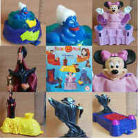 McDonalds Happy Meal Toy 2003 Walt Disney Fantillusion Parade Toys - Various