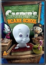 Casper's Scare School [New DVD]