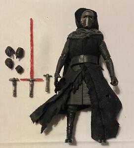 "S.H. Figuarts Star Wars - Kylo Ren Episode IX Rise of Skywalker 6"" Loose Figure"