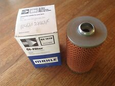 MAHLE OX103D Oil Filter 11421731634 For BMW 5,7,8 Series 1991-2003