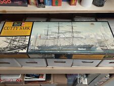 Revell Cutty Sark Model Kit 1/96