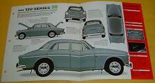 1965 Volvo 122S Inline 4 Cylinder 1778cc 90 hp 2 SU Carbs IMP Info/Specs/photo
