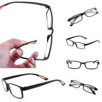 Ultra Light  Flexible +1.00~+4.0 Diopter Vision Care Eyeglasses Reading Glasses