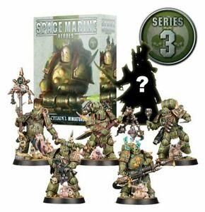 Warhammer 40k 40000 GW Space Marine Heroes Series 3 - Choose Your Figure - NEW