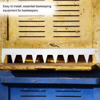 Beekeeping Stainless Steel 9-Frame Spacing Beehive Strip Spacer Tool Mouse Guard