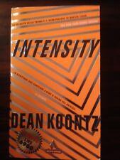 Dean Koontz - INTENSITY - collana I MITI  Mondadori nr 84 come nuovo