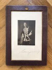 Wilhelm, Kronprinz von Preußen und des Deutschen Reiches, Geschenk Fotografie