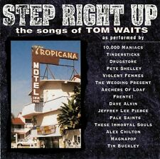 Various – Step Right Up: the Songs of Tom Waits (+ Tindersticks, Alex Chilton,
