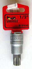 Teng Tools m121260-c TX Steckdose für int TX Köpfe 1.3cm Dr.tpx60 68250901