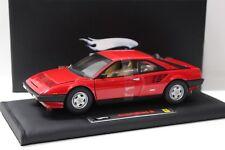 1:18 Hot Wheels SUPER Elite Ferrari Mondial 8 red SP NEW bei PREMIUM-MODELCARS