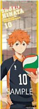 Haikyu Haikyuu Vollyball Anime Single Main Character Shoyo Hinata Tobio Poster!