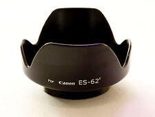 ES 62 II Lens Hood for Canon EOS EF 50mm f/1.8 II Lens ES-62 II UK SELLER