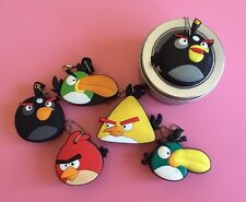 Christmas Present Angry Birds Game USB Flash Drive Cute 32G memory stick Giftbox