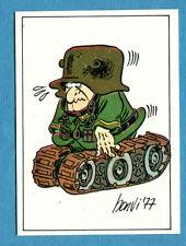 [GCG] STURMTRUPPEN - Corno 1977 - Figurina-Sticker - n. 103 -New