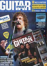 Guitar Part #192 -AIRBOURNE- Machine Head...+ DVD excL.