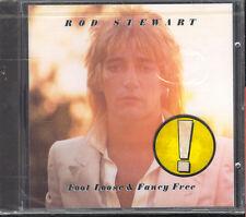 ROD STEWART - FOOT LOOSE & FANCY FREE - CD (NUOVO SIGILLATO)