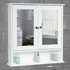AVC Designs AV4068 Bathroom Wall Cabinet with Mirror