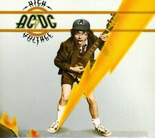 High Voltage - Ac/Dc (2003, CD NEUF) Remastered