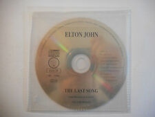 ELTON JOHN : THE LAST SONG ♦ CD SINGLE PORT GRATUIT ♦