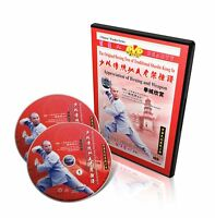 Traditional Shaolin Kungfu Series Shaolin Appreciation of Boxing an Weapon 2DVDs