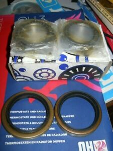 Front Wheel Bearing Kit QWB420 fits Ford Escort Fiesta Orion - incomplete