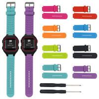 Men's Silikon-Armband Armband Armband Ersatz für Garmin Forerunner 25 Watch