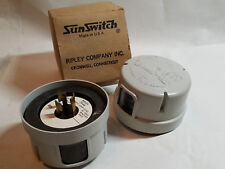 Ripley SUN SWITCH PHOTOELECTRIC CONTROL Photocontroller 105-135V 1000W #7046