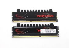G.SKILL RipJaws 4 GB (2x2GB) F3-10666CL7D-4GBRH DDR3-1333 PC3-10666   #153851
