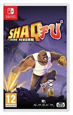 Shaq Fu: A Legend Reborn (Nintendo Switch)