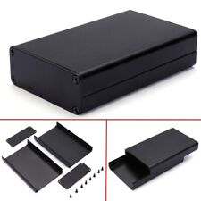Aluminum PCB Instrument Box Enclosure Electronic Project Case 80x50x20mm Tool
