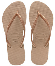 "Original Havaianas Slim Flip Flops �€"" Women �€"" 11 Colours �€"" UK Size 3 4 5 6 7 8"
