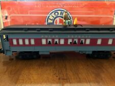 Lionel Polar Express Passenger car with Disappearing Hobo 6-35130 Nib