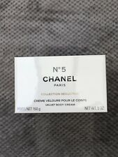 Chanel no 5 Velvet Body Cream 150g Rare Discontinued BNIB