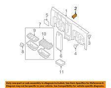 NISSAN OEM Interior-Winshield Pillar Trim Clip 0155400061