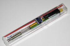 Pentel PH158 8-in-1 Bible Highlighter Mechanical Pencil Black Clip
