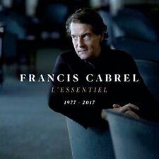 Francis Cabrel - L'Essentiel 1977-2017 [New CD] Germany - Import
