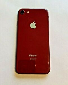 Apple iPhone 8 MRRR2LL/A 64GB Product Red Unlocked