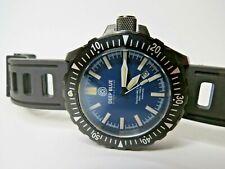 Deep Blue Daynight MIL T100 Tritium Automatic Dive Watch Navy Blue