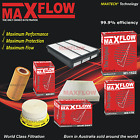Maxflow® Replacement Landcruiser VDJ76 TD 1VD-FTV Air Cabin Fuel Oil Filter Kit