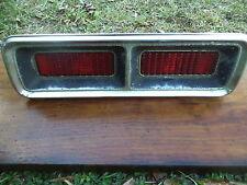 1968 CAMARO LH TAIL LIGHT ASSY 68 CAMARO LH TAIL LAMP ASSY RS SS 5959943